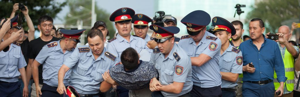 Mapping Patterns of Dissent in Eurasia: Introducing the Central Asia Protest Tracker